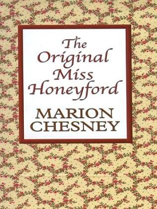 book cover of The Original Miss Honeyford