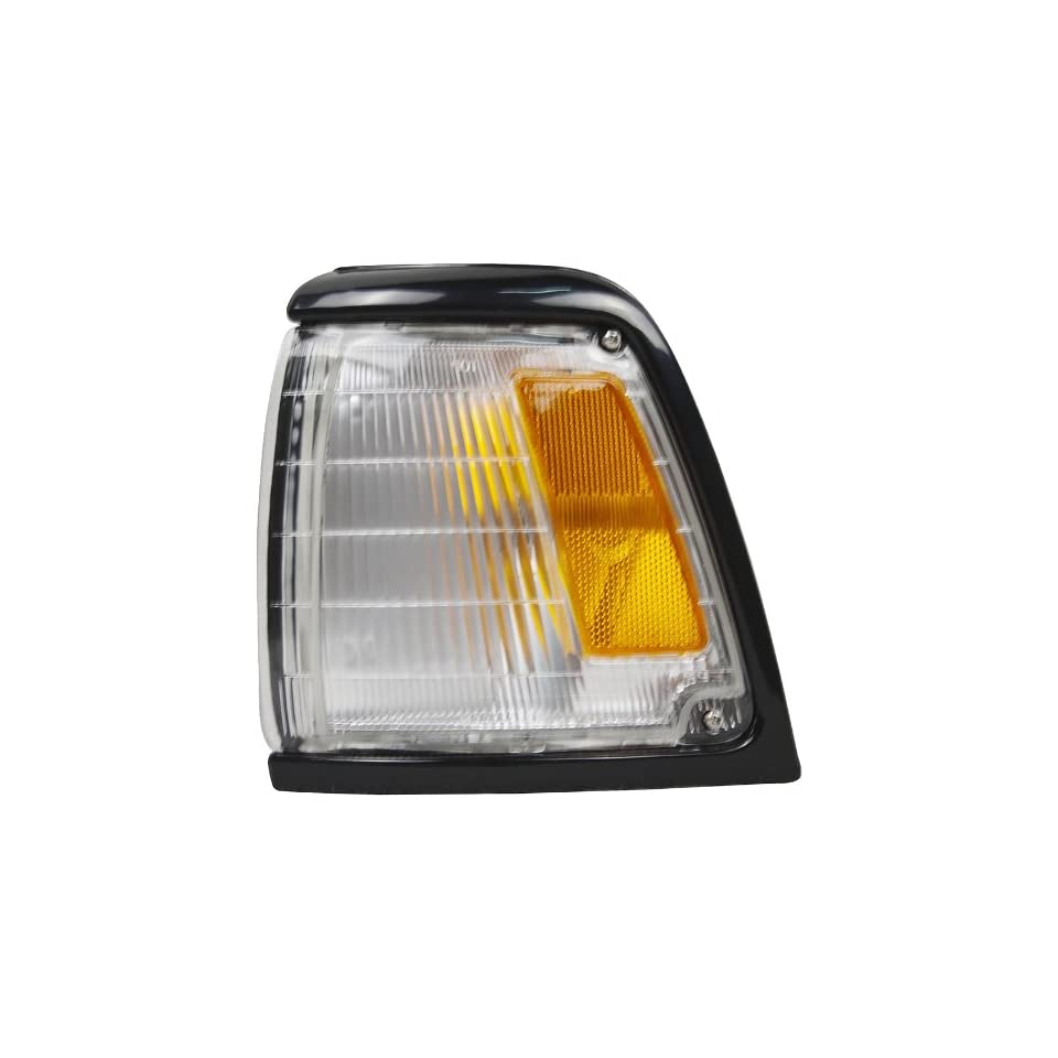 OE Replacement Ford Econoline Passenger Side Parklight Assembly (Partslink Number FO2521173)