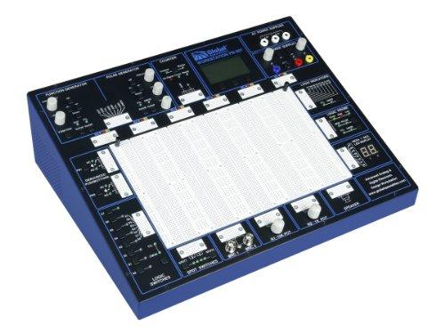 Advanced Analog & Digital Electronic Design Trainer Digital Analog Trainer