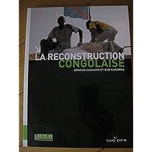 La reconstruction congolaise