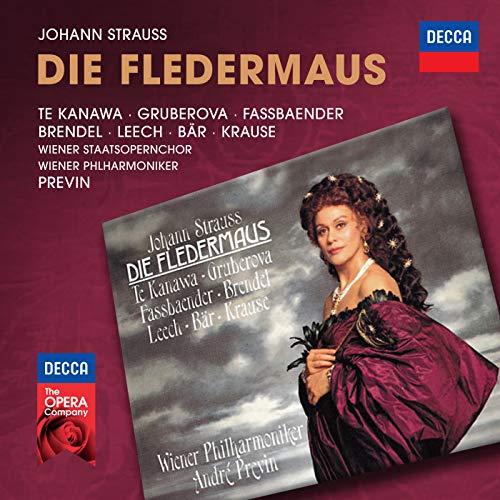 - Strauss, J.: Die Fledermaus
