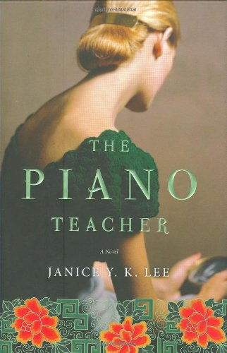 Book cover for The Piano Teacher