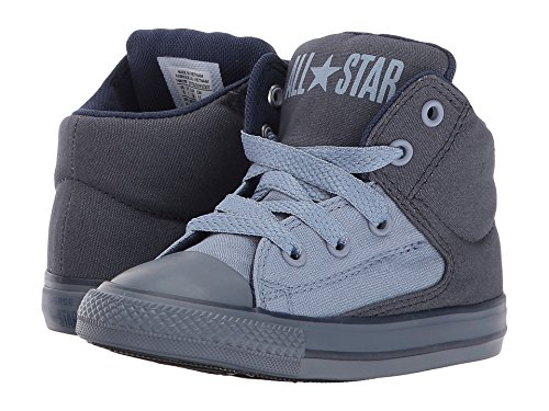 f3fb1059f34 Image Unavailable. Image not available for. Color  Converse Kids Chuck  Taylor All Star High Street Canvas Mix Hi Infant Toddler ...