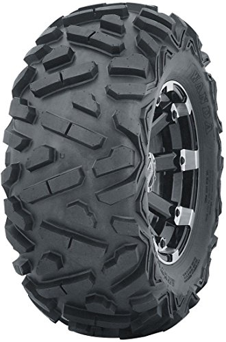 One New WANDA ATV Tire AT 27x9-12 27x9x12 6PR P350 - 10170 by Wanda