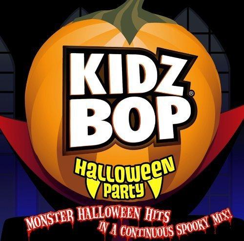 Kidz Bop Halloween Party by Kidz Bop Kids (2010) Audio CD