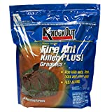 Knock Out 342048.0 Fire Ant Killer, 3.5 lb
