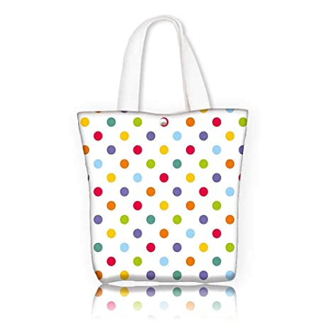 b0dc9281b Amazon.com: Canvas Tote Bags -W23 x H14 x D7 INCH/women Large Work ...