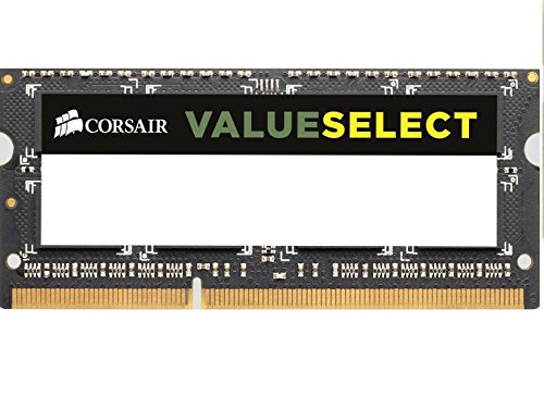 Corsair 4GB DDR3 1600 MHz Laptop Memory 1.5V by Corsair