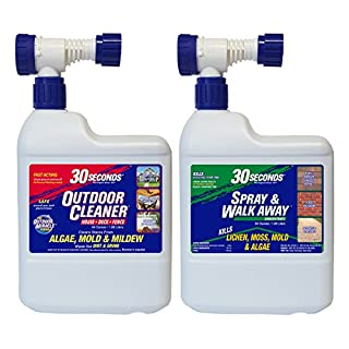 30 SECONDS Cleaners 6430S/64SAWA Combo Outdoor Cleaner