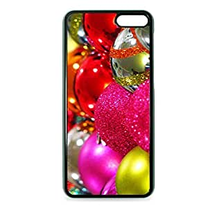 Case Fun Case Fun Christmas Glittering Baubles Snap-on Hard Back Case Cover for Amazon Fire Phone
