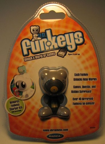 Funkeys Scratch Black24