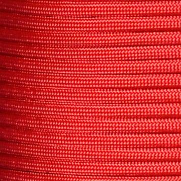 (SGT KNOTS Paracord 550 Type III 7 Strand - 100% Nylon Core and Shell 550 lb Tensile Strength Utility Parachute Cord for Crafting, Tie-Downs, Camping, Handle Wraps (4mm - 200)