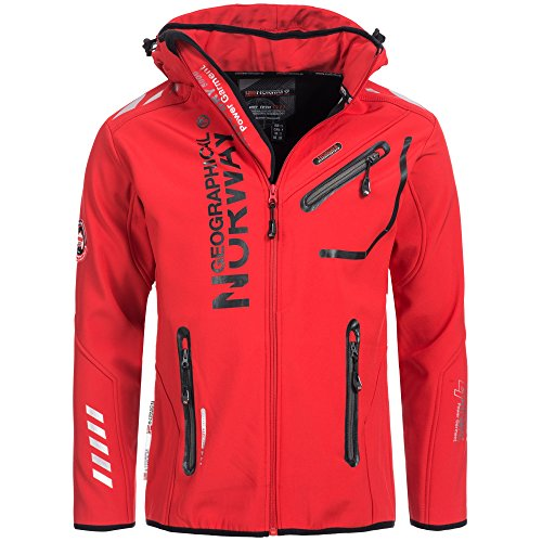 Norway Uomo Geographical Geographical Norway Giacca Giacca Rosso Giacca Geographical Uomo Rosso Norway wU1qOY5