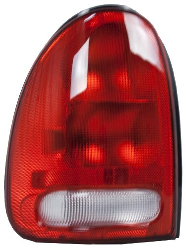 OE Replacement Chrysler/Dodge/Plymouth Driver Side Taillight Assembly (Partslink Number CH2800125) Unknown