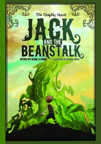 Jack and the Beanstalk (Graphic Spin (Quality Paper)) PDF