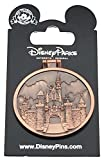 #4: Disney Pin - Walt Quote Castle - Hinged - Photo