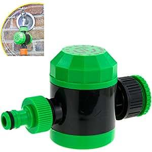 Riego Reloj 5–120min para–Aspersor temporizador Agua temporizador temporizador Agua Reloj