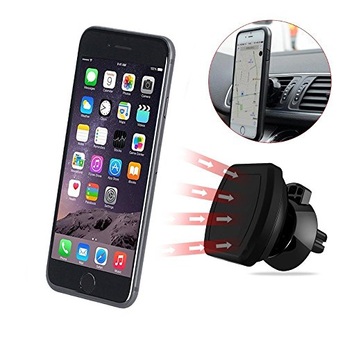 Magnetic Car Mount Holder, CUXUS Universal Air Vent Car Phon