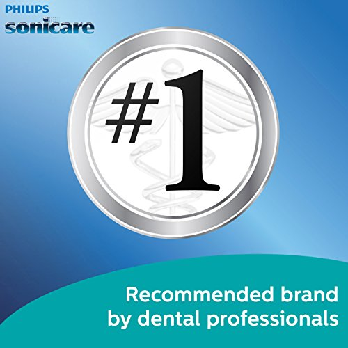 Philips Sonicare ProtectiveClean 5100 Gum Health, Rechargeable electric toothbrush with pressure sensor, Black HX6850/60, 1 Count by Philips Sonicare (Image #3)