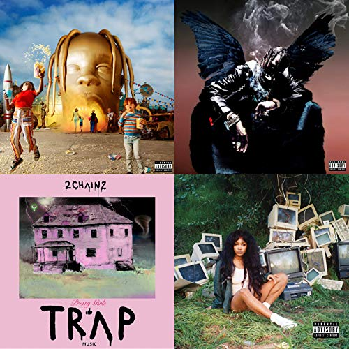 Travis Scott and More (21 Savage X Offset X Metro Boomin)
