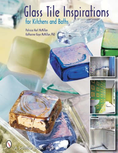 Price comparison product image Glass Tile Inspirations for Kitchens and Baths