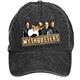 img - for Aiyle Bonee MythBusters Poster Customized Baseball Caps for Men Black One Size book / textbook / text book