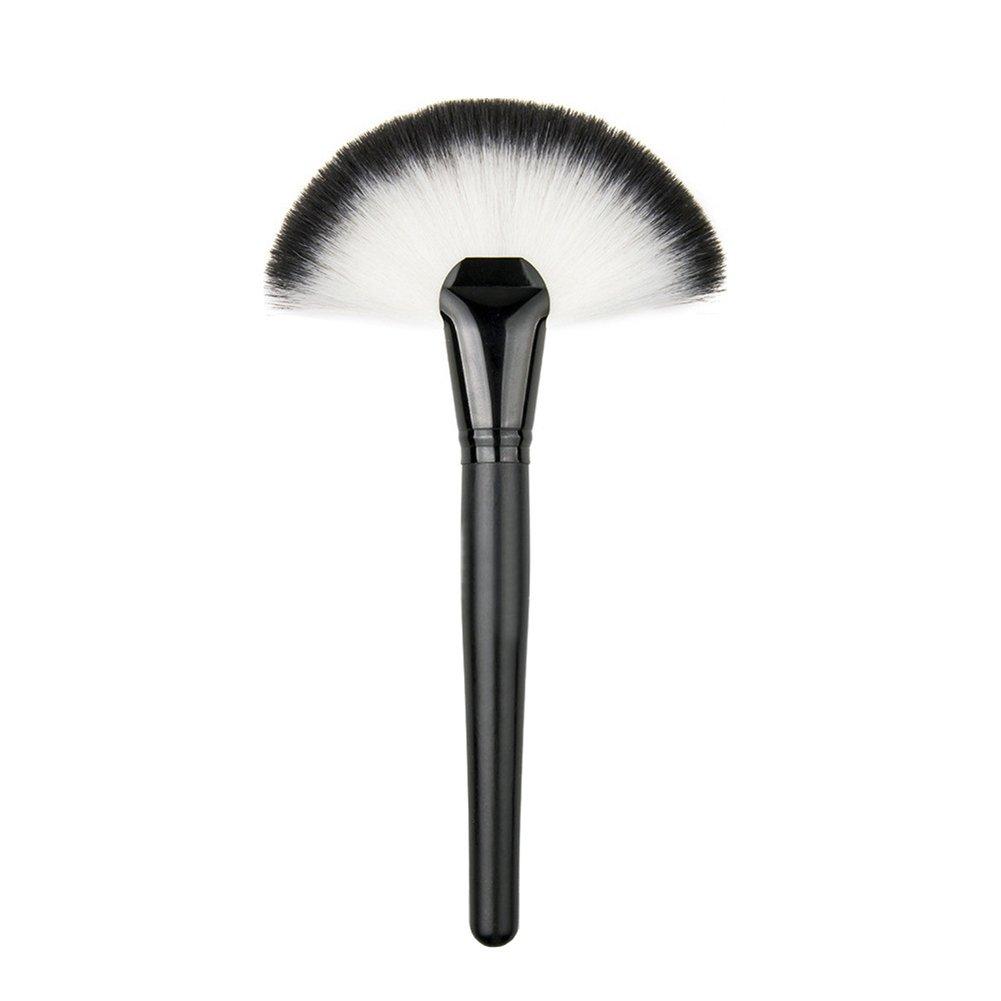 ACE Professional Single Makeup Brush Blush / Powder Sector Makeup Brush Soft Fan Brush Foundation Brushes Make Up Tool