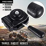 Mophorn Go Kart Forward Reverse Gear Box 10T #40/41