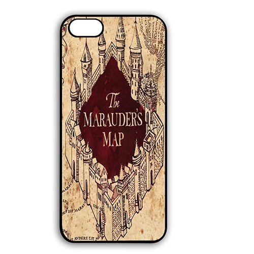Coque,Harry Potter Map Design Proof Dust Cover for Coque iphone 7 4.7 pouce 4.7 pouce Back Skin With Best Plastic - Cool Coque iphone 7 4.7 pouce Phone Case Cover for Boys