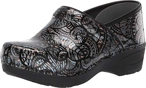 Dansko Women's Xp 2.0 Fossilized Patent Prints 41 Medium