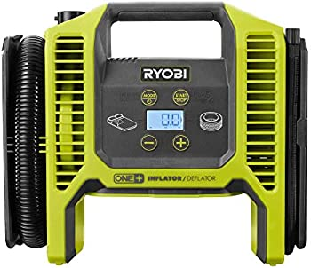 Ryobi 18-Volt ONE+ Dual Function Inflator/Deflator (Tool Only)