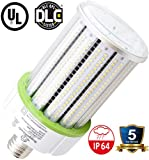 100 Watt E39 LED Bulb - 14,422 Lumens - 4000K -Replacement for Fixtures HID/HPS/Metal Halide or CFL - High Efficiency 125 Lumen/ watt - 360 Degree Lighting - LED Corn Light Bulb