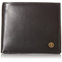 Fred Perry Men's Camo-Print Billfold and Coin Wallet
