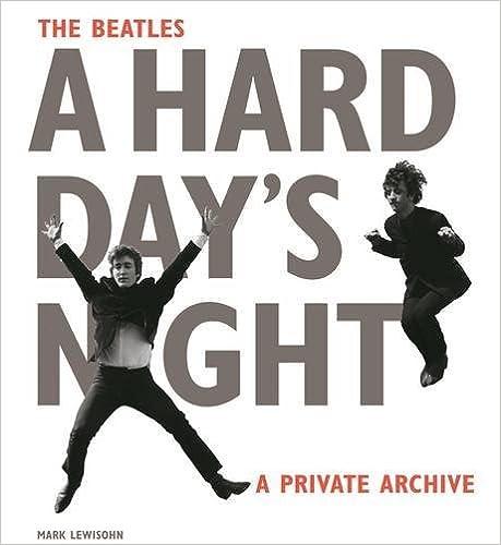 "The Beatles Polska: Zapowied� ksi��ki ""The Beatles: A Hard Day"