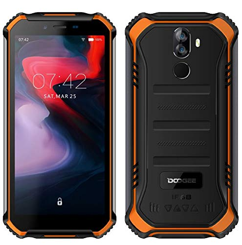 【2019】DOOGEE S40 (3GB+32GB) 4G Android 9.0