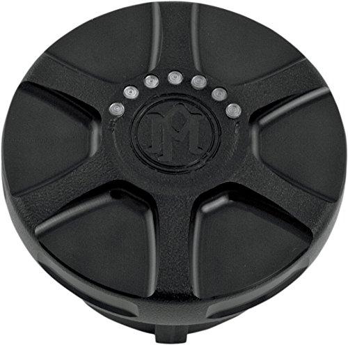 Performance Machine 06-13 Harley FLSTC LED Gas Cap - Array (Black Ops) Black Ops Aluminum Wheel