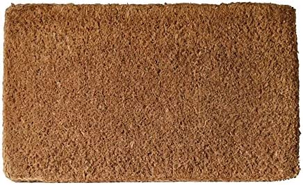 Amazon Com Doormats Plain Doormat 14 X 24 Coir Doormat Welcome Mat Kitchen Dining