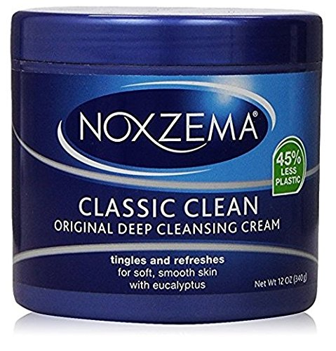 The Original Deep Cleansing Cream by Noxzema for Unisex - 12 oz Cream CAD56010