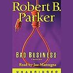 Bad Business   Robert B. Parker