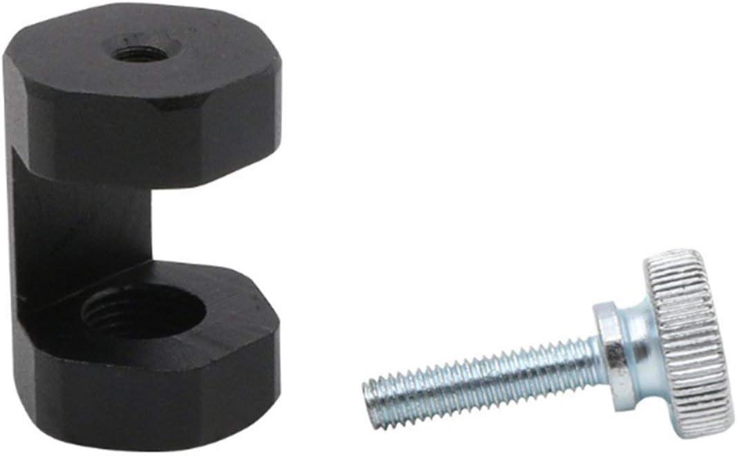 negro y HHS01-M10 FYstar 1Pc Spark Plug Billet Precisi/ón de aluminio 14Mm 12Mm 10Mm Herramienta de ajuste de buj/ía autom/ática Spapplug Caliper Gapper Gapping