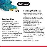 ZuPreem Natural Bird Food for Large Birds, 3 lb Bag