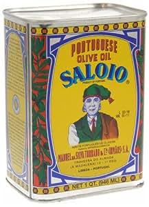 Saloio Portuguese Olive Oil 32oz