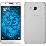 Silicone Case for Samsung Galaxy J5 (2016) J510 - Slimcase transparent - Cover PhoneNatic + protective foils