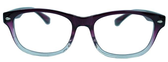 Coole Nerd Fashion Brille mit klaren Gläsern OuPkN5
