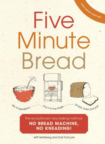 5 minute bread - 7