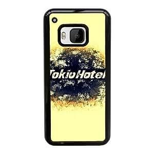 Printed Cover Protector HTC One M9 Cell Phone Case Black Tokio Hotel Xrkai Unique Design Cases