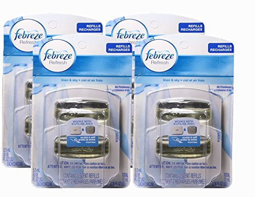 Proctor & Gamble 45009 LIN Febreze Set and Refresh Dual Refi