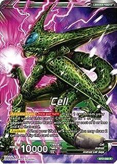 Amazon Com Dragon Ball Super Tcg Uncountable Many Cell Jr