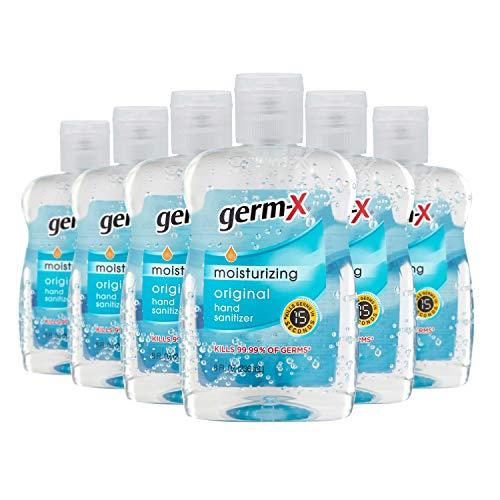 🥇 Germ-X Original Hand Sanitizer
