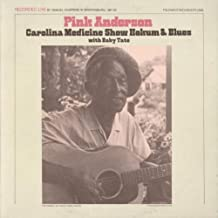 Carolina Medicine Show Hokum & Blues - with Baby Tate by Pink Anderson